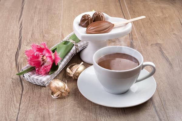 Petit café endimanché